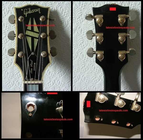 Dating a gibson les paul by serial number